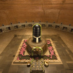 Dhyana linga at eesa spritual centre in coimbatore